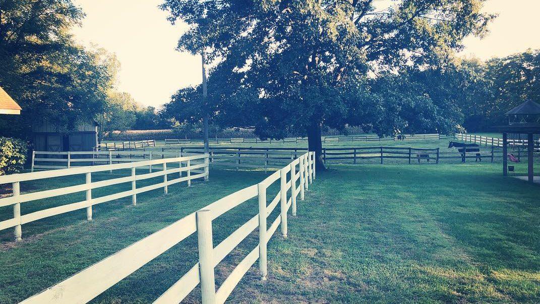 Beautiful Rural Farm Setting